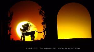 le Lion ateliers nomades